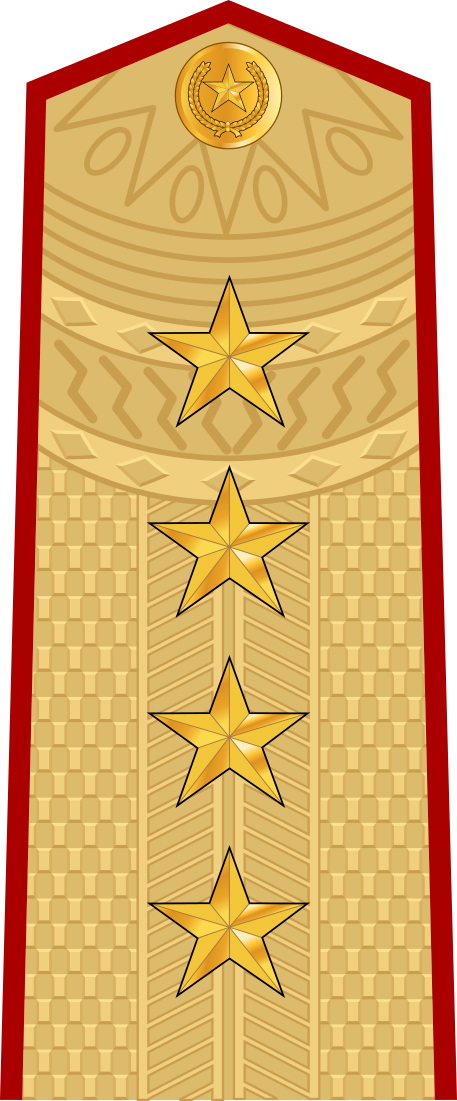Vietnam People's Army General