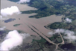 Mitch-Flooding in Managua