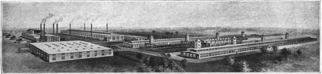 Old drawing of a Chlorine-Caustic Soda Plant (Edgewood, Maryland)