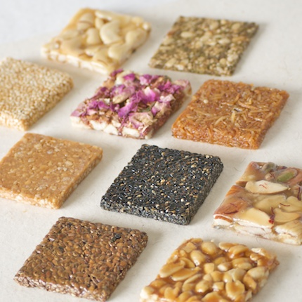 Chikki assortment