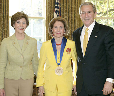 Cyd Charisse 2006 National Medal of Arts
