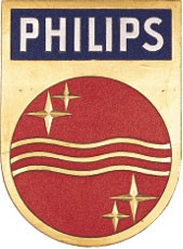 Philips history shield