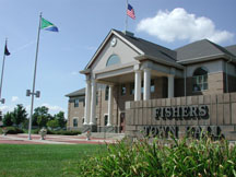 Fishers City Hall