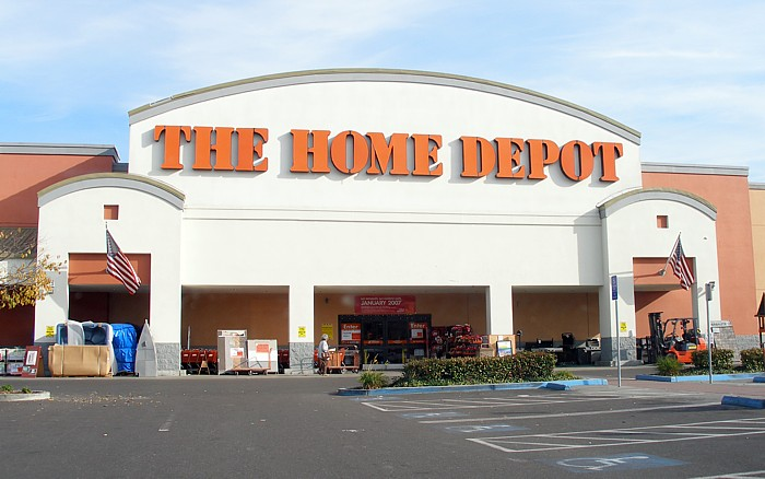 Homedepotcalifornia The Home Depot