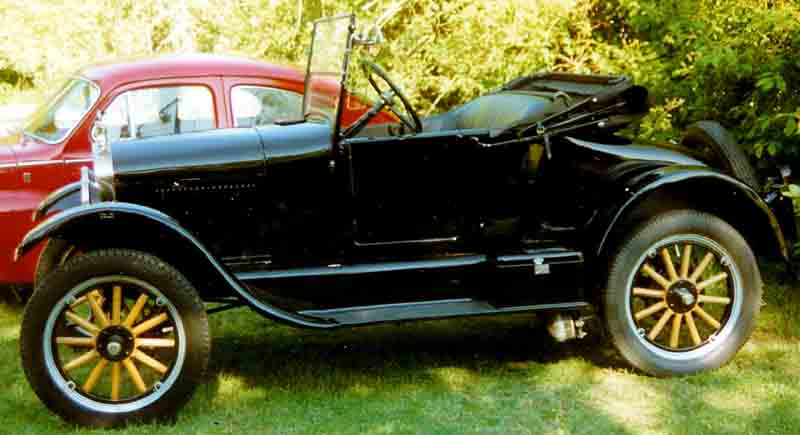 1926 Ford Model T Runabout ECH956