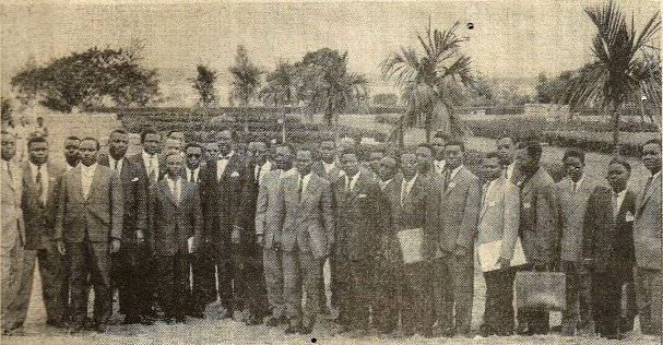 First Congolese government