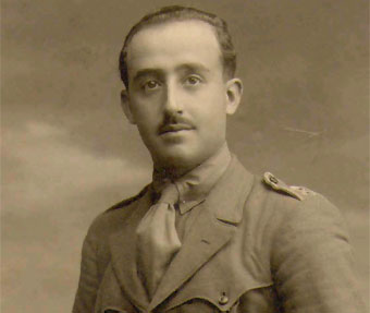Francisco Franco 1923