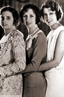Jeanette MacDonald and her sisters