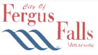 Official seal of Fergus Falls, MN