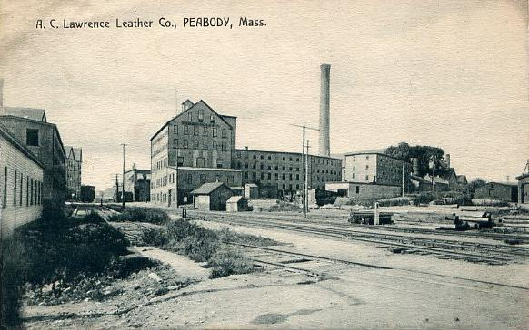 A. C. Lawrence Leather Co., Peabody, MA