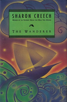 Cover art of The Wanderer by Sharon Creech.jpeg