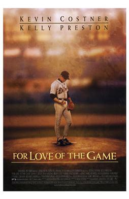For Love of the Game (1999 film) poster