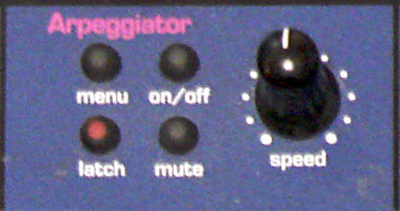 Novation Nova Arpeggiator