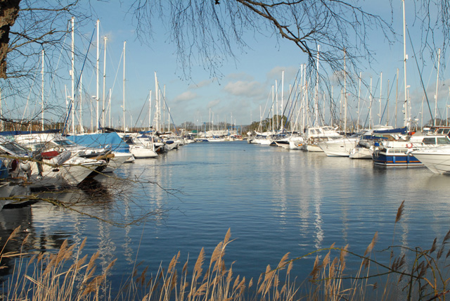 View Across Chichester Marina - geograph.org.uk - 405351