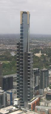 Eureka Tower from Rialto Towers