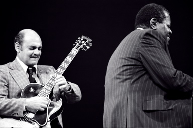 Joe Pass & Oscar Peterson