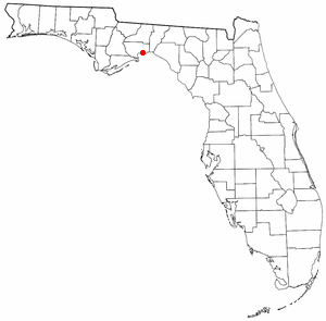 Location of Shell Point, Florida