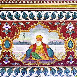 GuruNanakFresco-Goindwal