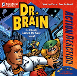 Dr. Brain - Action Reaction Coverart.png