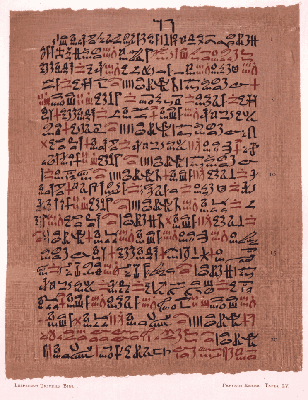 Papyrus Ebers