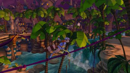 Sly Cooper - Thieves in Time PlayStation 3 gameplay screenshot