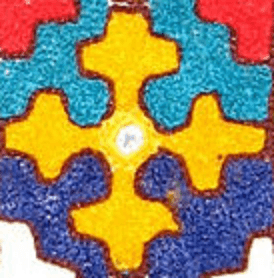 Balochi embroidery