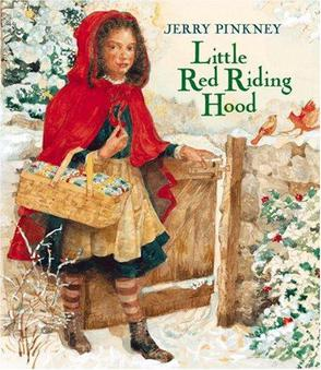 Little Red Riding Hood (Pinkney book).jpg