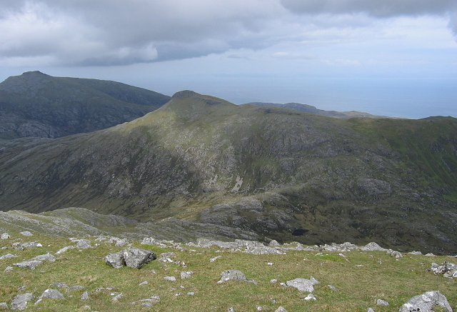 North east ridge of Beinn Mhor. - geograph.org.uk - 15940