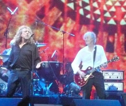 Led Zeppelin by p a h (cropped)