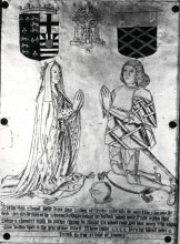 Anne of York and Sir Thomas St. Leger