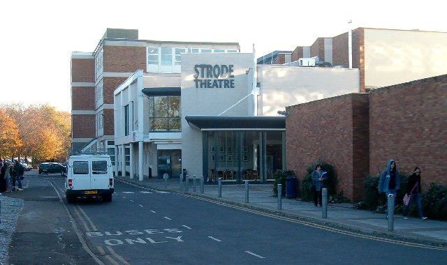 Strode Theatre, Street, Somerset - geograph.org.uk - 81198
