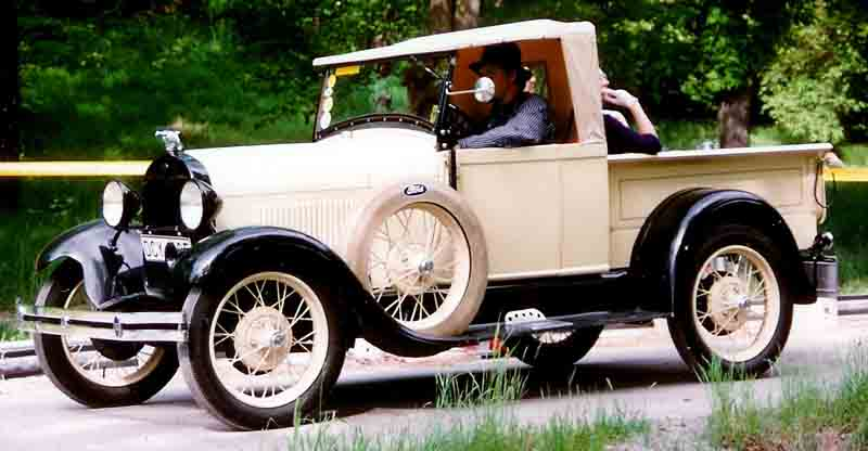 ford model a  1927 u20131931  facts for kids