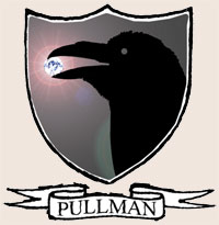 Philip Pullman's chosen Coat of Arms