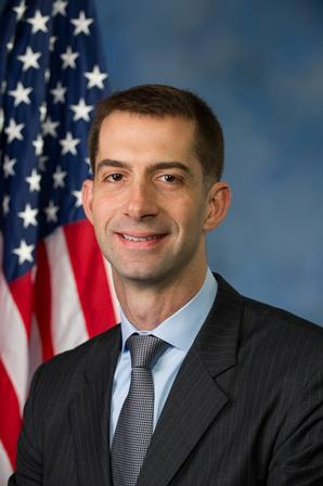 Tom Cotton, Official Portrait, 113th Congress small