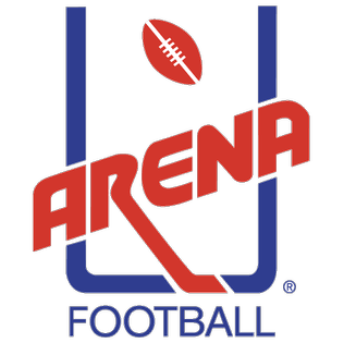 Arena Football Logo 1987-2002