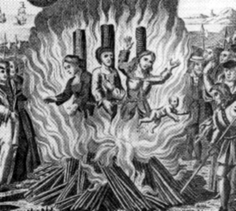 Condemned Witches burning in St. Peter's Port (582x800)