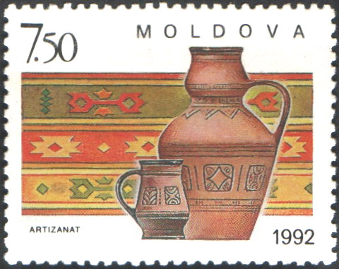 Stamp of Moldova 138