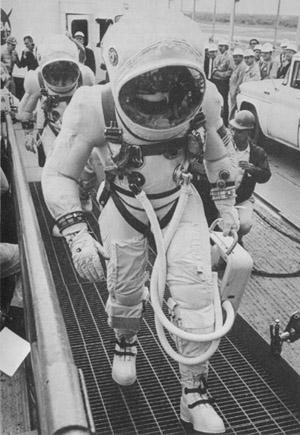 G5C spacesuit