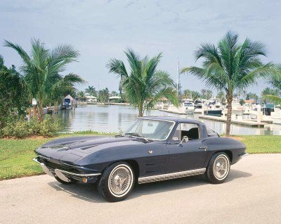 1964 Corvette Sting Ray