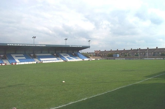 Featherstone Rovers Rugby Ground, Featherstone - geograph.org.uk - 223813