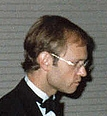 David Hyde Pierce at the 1995 Emmy Awards cropped