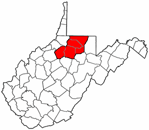 North-Central WV