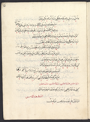 Bosnian dictionary by Muhamed Hevaji Uskufi Bosnevi in 1631