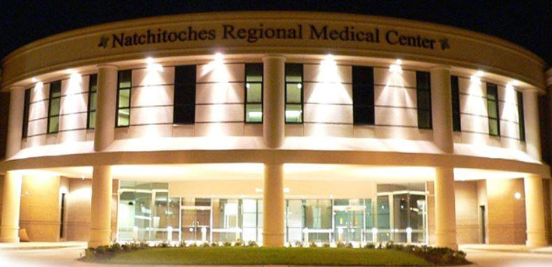 Natchitoches Regional Medical Center building