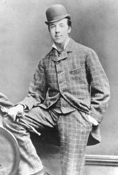 Oscar Wilde (1854-1900), by Hills & Saunders, Rugby & Oxford 3 april 1876