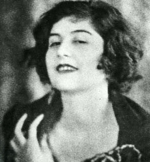 Lita Grey Famous Film Folk
