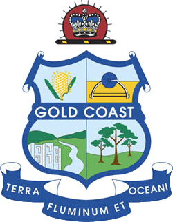 Gold Coast City Council crest