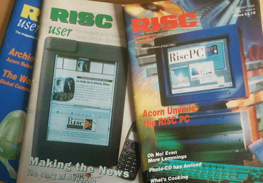 RIscUser-magazine-covers-for-RiscPC-and-NewsPad-reveals