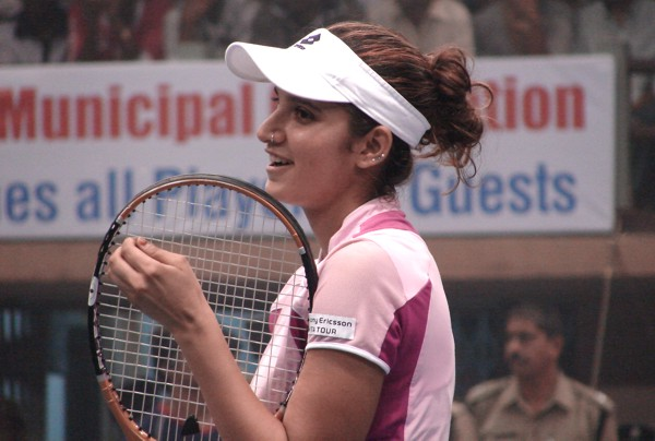 Sania Mirza Hyderabad Open 2006