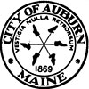 Official seal of Auburn, Maine